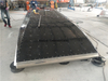 All welded aluminum Airboat Hull